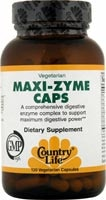 Country Life  Maxi-Zyme Caps®