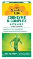 Country Life Advanced Coenzyme B-Complex Vegetarian Capsules