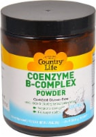 Country Life Coenzyme B-Complex Coconut Flavor Powder