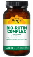 Country Life Bio-Rutin Complex Tablets 500mg 90 Tablets
