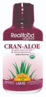 Realfood Organics Cran-Aloe Liquid