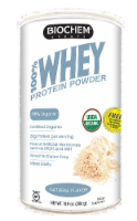BioChem Natural Flavor Whey Protein Powder