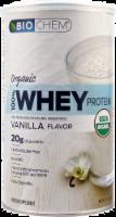 BioChem Vanilla Flavor Whey Protein Powder