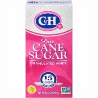 C&H Pure Granulated White Cane Sugar
