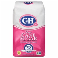 C&H Pure Granulated White Cane Sugar