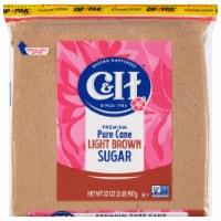 C&H® Pure Golden Brown Cane Sugar - 2 lb
