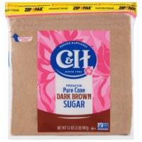 C&H Dark Brown Cane Sugar