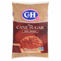C&H Dark Brown Pure Cane Sugar