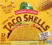 Garden of Eatin' Yellow Corn Taco Shells