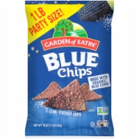 Garden of Eatin' Gluten Free Blue Corn Tortilla Chips Party Size