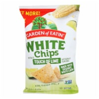 Garden of Eatin' Touch of Lime White Tortilla Chips