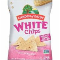 Garden of Eatin'® Organic White Corn Tortilla Chips - 10 oz