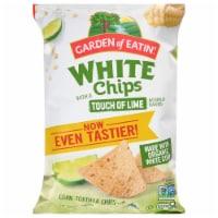 Garden of Eatin'® White Lime Corn Tortilla Chips - 10 oz