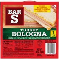 Bar-S Turkey Bologna
