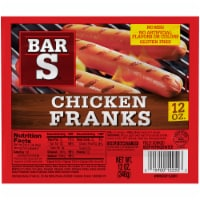 Bar-S Chicken Franks