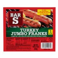 Bar-S Turkey Jumbo Franks