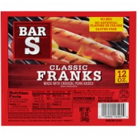 Bar-S America's Favorite Franks
