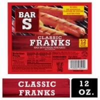Bar-S® America's Favorite Franks - 12 oz