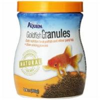 Centaq 158583 5.8 oz Aqueon Goldfish Granules Food - 1
