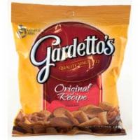 Gardettos Original Recipe Snack Mix - 1.75 oz. bag, 60 per case