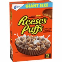 Reese's Puffs Cereal Giant Size - 29 oz