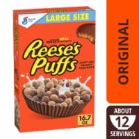 Reese's Puffs Sweet & Crunchy Corn Puffs Cereal - 16.7 oz