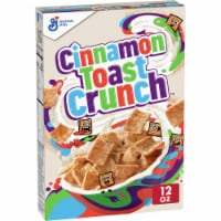 Cinnamon Toast Crunch Whole Grain Cereal