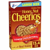 Cheerios Honey Nut Cereal