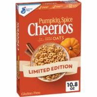 Pumpkin Spice Cheerios Cereal