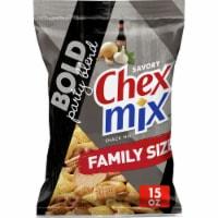 Chex Mix Savory Bold Party Blend Snack Mix Family Size