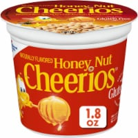 Honey Nut Cheerios Gluten Free Cereal Cup