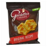 Gardettos Original Crisps, 3 Ounce -- 7 per case.
