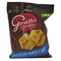 Gardettos Peppercorn Ranch Crisps, 3 Ounce -- 7 per case.
