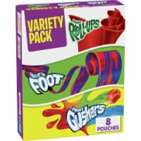 Fruit by the Foot Fruit Roll-Ups Fruit Gushers Variety Pack