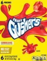 Fruit Gushers Strawberry Splash Fruit Snacks