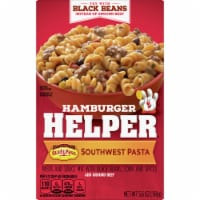 Hamburger Helper Southwest Pasta and Sauce Mix
