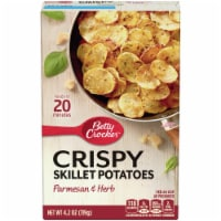 Betty Crocker Parmesan & Herb Crispy Skillet Potatoes