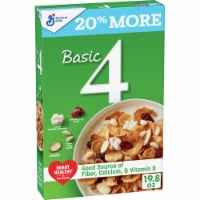 Basic 4 Fruit & Almonds Multigrain Cereal