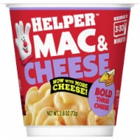 Hamburger Helper Bold Three Cheese Mac & Cheese