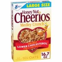 Cheerios™ Honey Nut Medley Crunch Cereal - 16.7 oz