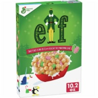 Buddy the Elf Cereal