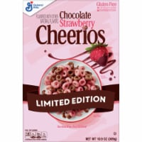 Cheerios Chocolate Strawberry Cereal Limited Edition