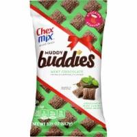 Chex Mix Mint Chocolate Muddy Buddies