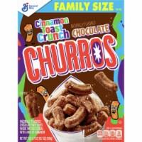 Cinnamon Toast Crunch Chocolate Churros Crunch Cereal