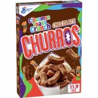 Cinnamon Toast Crunch Chocolate Churros Cereal