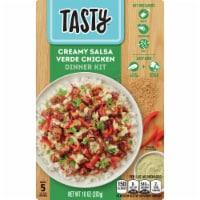 Tasty Creamy Salsa Verde Chicken Dinner Kit - 10 oz