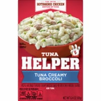 Tuna Helper Tuna Creamy Broccoli Pasta