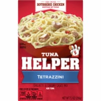 Tuna Helper Tetrazzini Pasta
