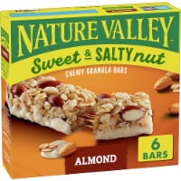 Nature Valley Sweet & Salty Nut Almond Chewy Granola Bars