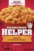 Hamburger Helper Bacon Cheeseburger